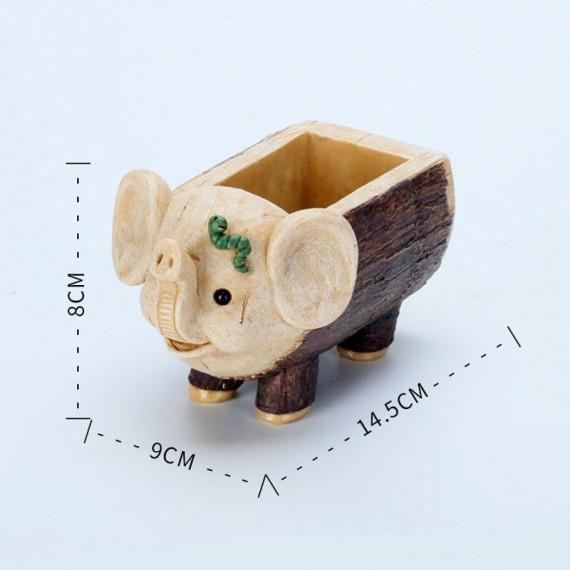 Cochon / Éléphant - 5