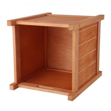 Natural wooden tray - 2