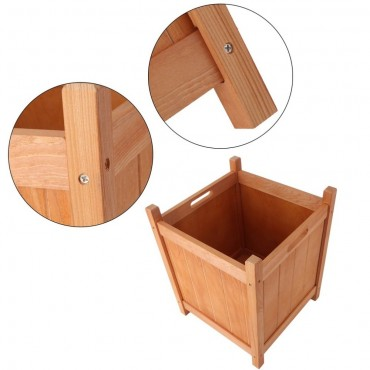 Natural wooden tray - 5