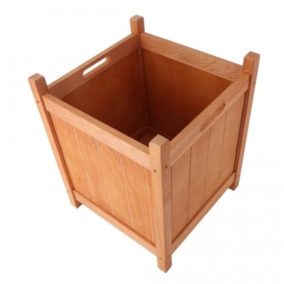 Natural wooden tray - 6