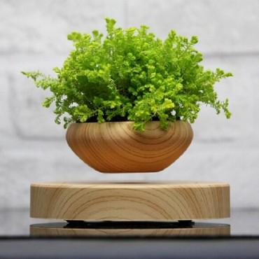 Levitating round pot - 2