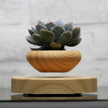Levitating round pot - 3
