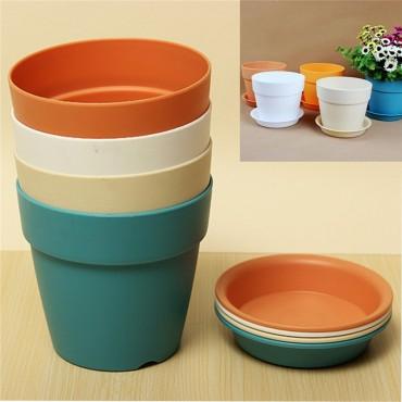 Pot pastel coloré - 1