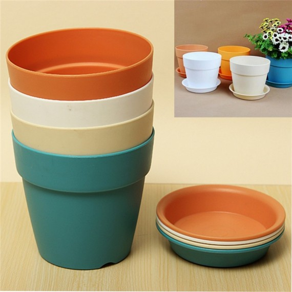 Colorful pastel jar - 1