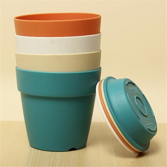 Pot pastel coloré - 2
