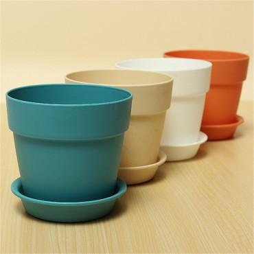 Pot pastel coloré - 3