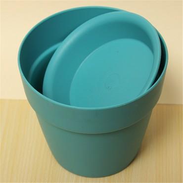 Pot pastel coloré - 6