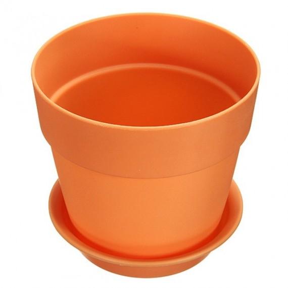 Pot pastel coloré - 9