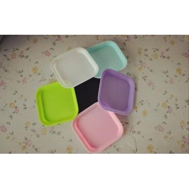 Lot de 10 pots colorés - 8
