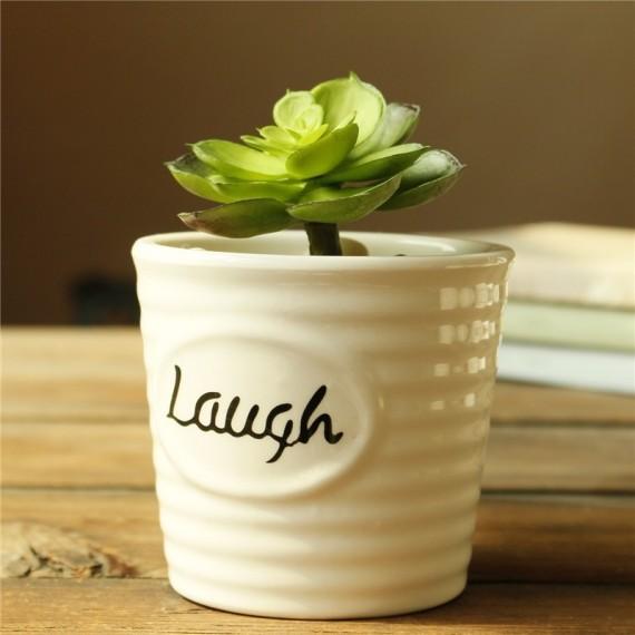 Pots Love, live, laugh - 2