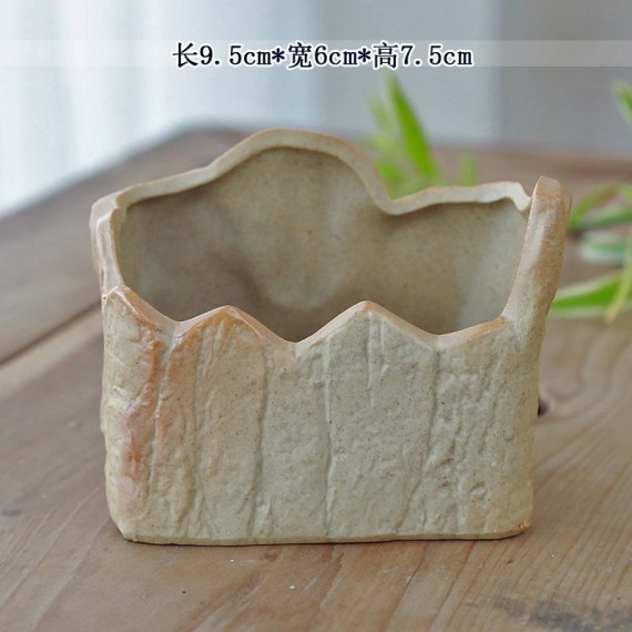 Ceramic flowerpot - 3