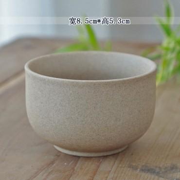Ceramic flowerpot - 12