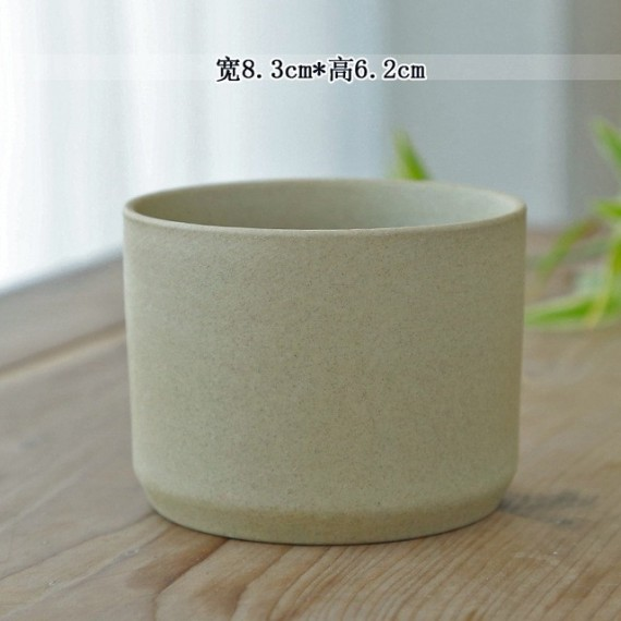 Ceramic flowerpot - 14