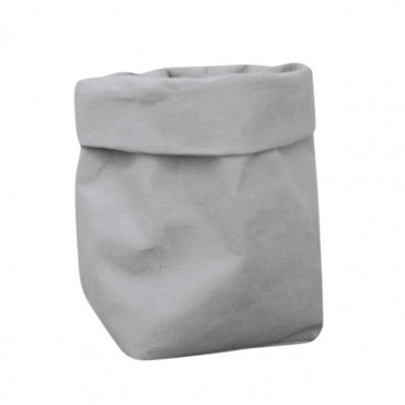 2c3d3599e9ed Cache-pot sac en papier lavable - 7 couleurs