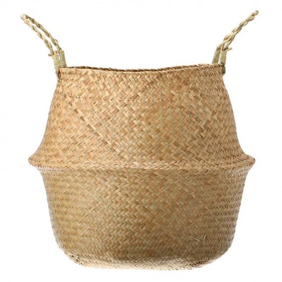 Large wicker basket - 6