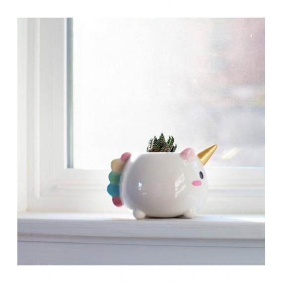 Pot de fleur licorne magique ! - 4