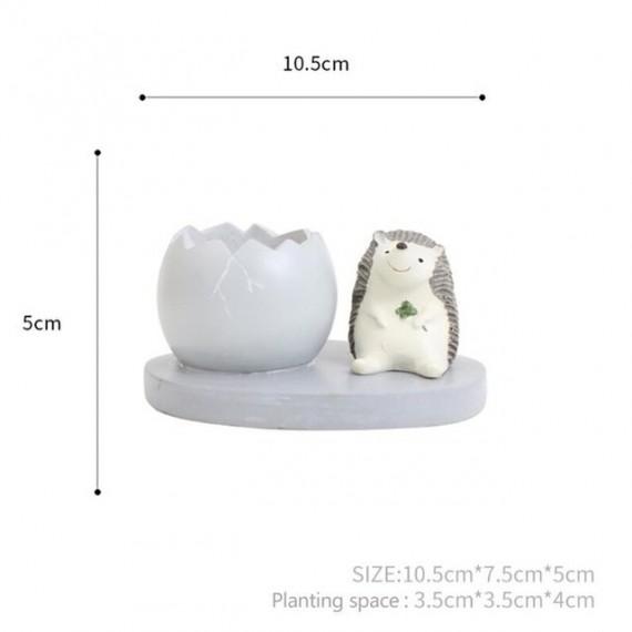 Pot animaux mignons - 8