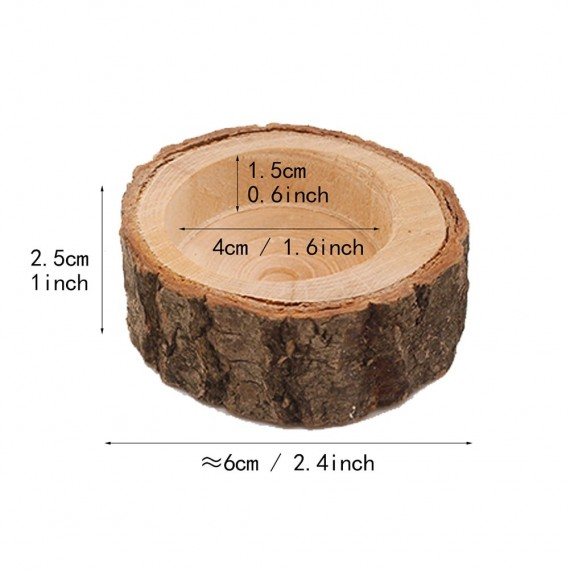 Pot tronc d'arbre - 4