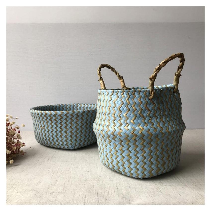 Color wave basket - 1