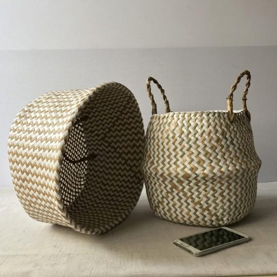 Color wave basket - 2