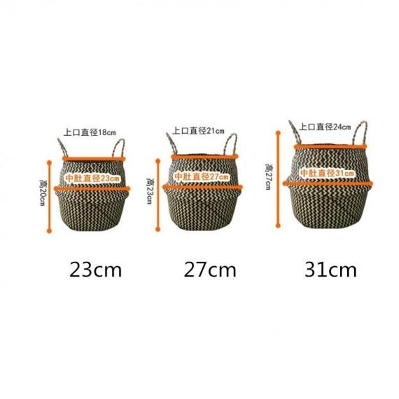 Color wave basket - 4