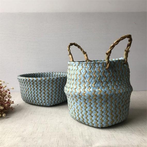 Color wave basket - 8