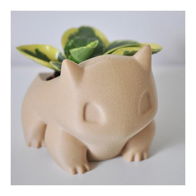 Bulbasaur planter - 1