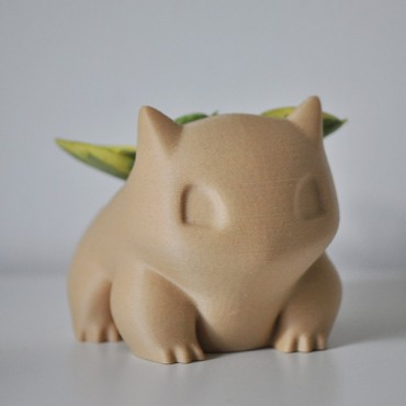 Bulbasaur planter - 3