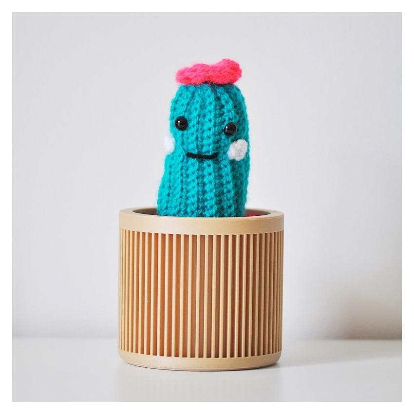Bao - Design wooden pot - 1