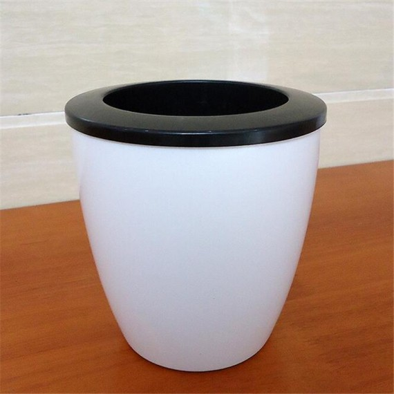 Absorbent pot and its pot holder - 6
