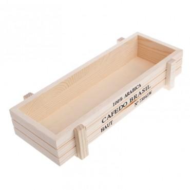 Jardinière en bois vintage - 6