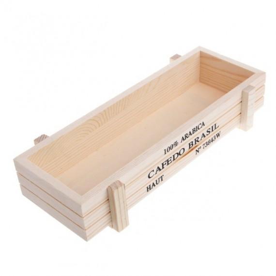Jardinière en bois vintage - 9