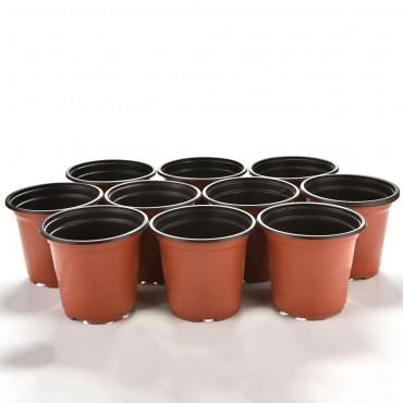 Les 10 pots en plastique - 4