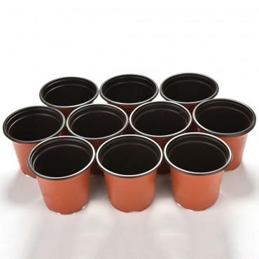 Les 10 pots en plastique - 5