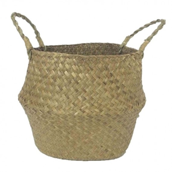 Rattan flowerpot - 4