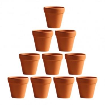 Les 10 pots en terre cuite - 1