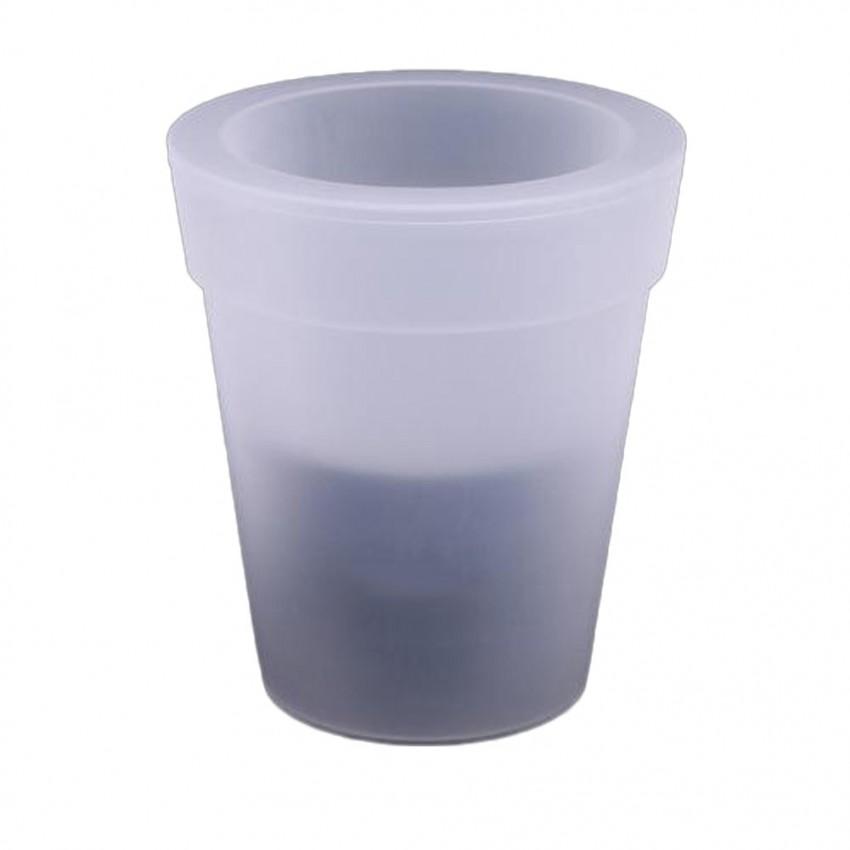 Cache-pot / Vase lumineux - 1