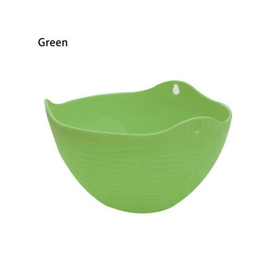 Pot en suspension coloré et sa chaîne - 8