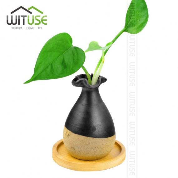 Soucoupe pour pot de fleur - 4