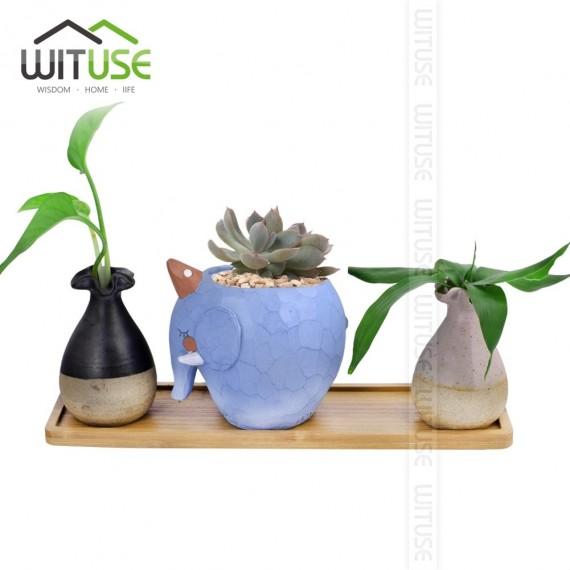 Soucoupe pour pot de fleur - 5