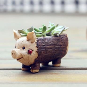 Cochon / Éléphant - 4