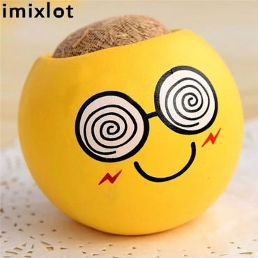 Imixllot - Little guy with hair-grass - 4